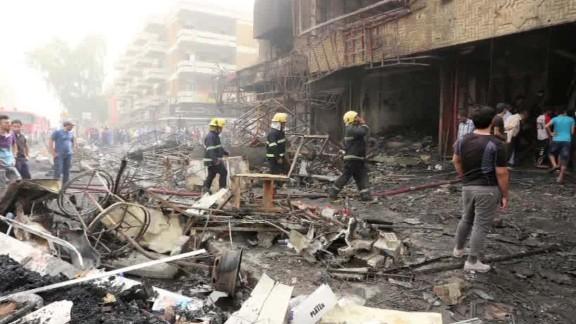 former iraqi ambassador baghdad blast sumaidaie intvw_00021305.jpg