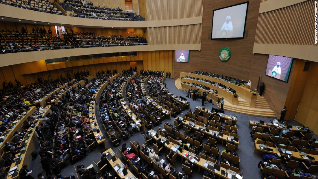 The electronic passports will first be issued to heads of states and officials at the upcoming African Union summit in Rwanda, before being rolled out to citizens.