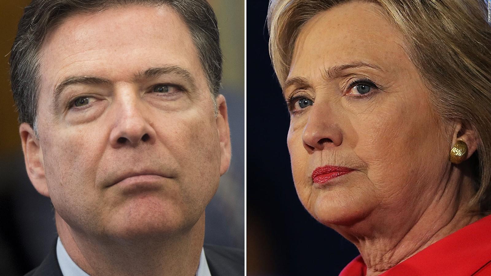 Watch the FBI refute Clinton email claims - CNN Video