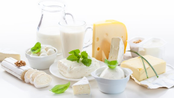 Saturated fat is also found in in animal-sourced foods like butter, lard, cheese and ice cream. You
