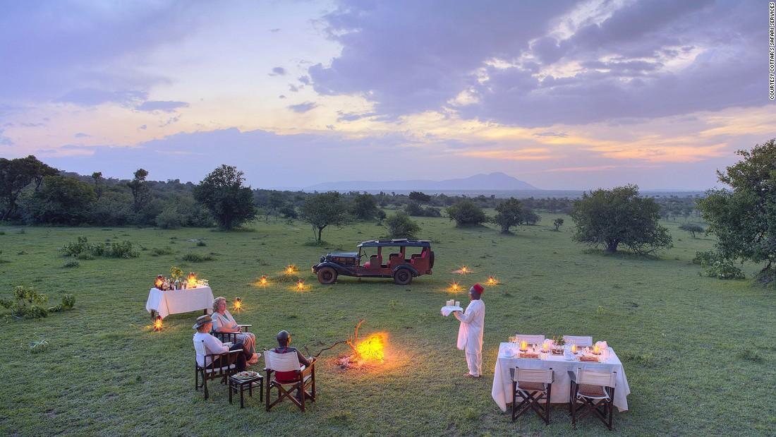 8 luxury safaris in Kenya | CNN Travel