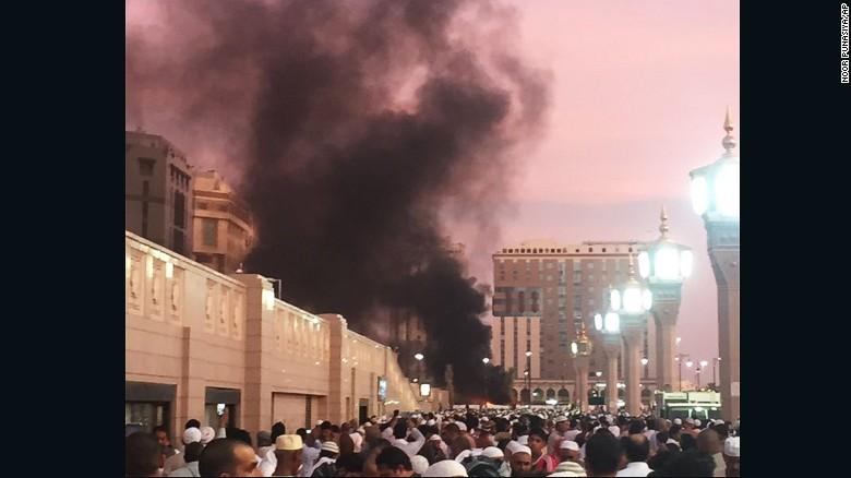 Attack on holy city of Medina appalls Muslims amid Ramadan violence ...