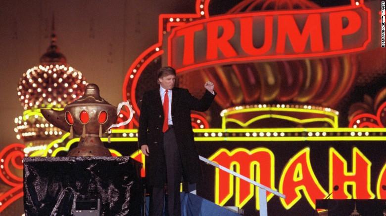 Trump casino money laundering