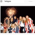 Taylor Swift Stars in stars and stripes
