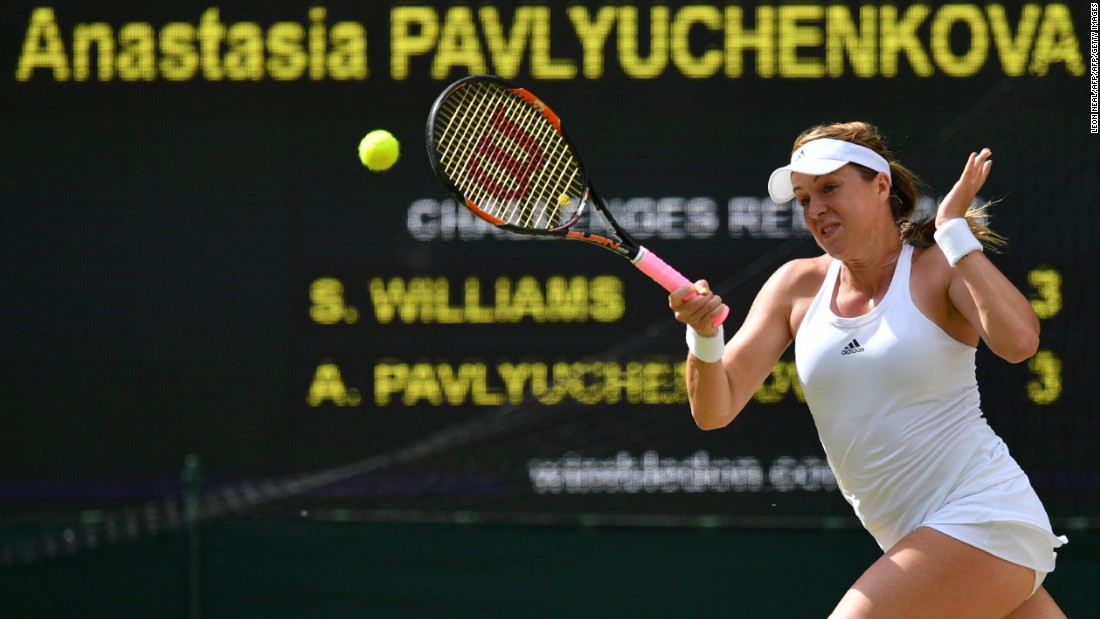 The 21-time grand slam winner, seeking her seventh Wimbledon crown, prevailed against her Russian opponent in just over 70 minutes.