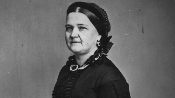 Mary Todd Lincoln (1818-82), wife of President Abraham Lincoln, was forcibly committed to an asylum, but a contemporary doctor and scholar now believes she wasn