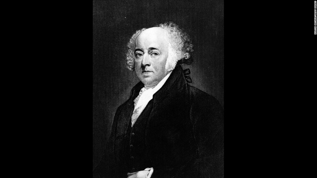 "<a href=""http://www.ncbi.nlm.nih.gov/pubmed/16462555"" target=""_blank"">A 2006 study</a> of President John Adams (1735-1826) suggests he may have been bipolar."