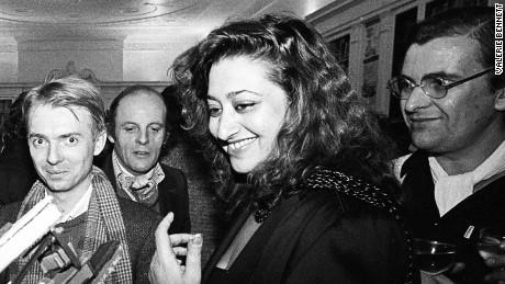 Remembering Zaha Hadid Style