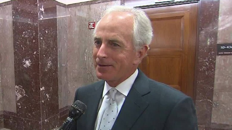 corker takes himself out of vp race sot_00003621