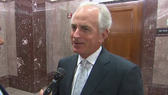 corker takes himself out of vp race sot_00003621.jpg