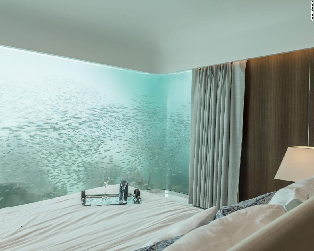 Europe\u0027s first underwater restaurant - CNN Style