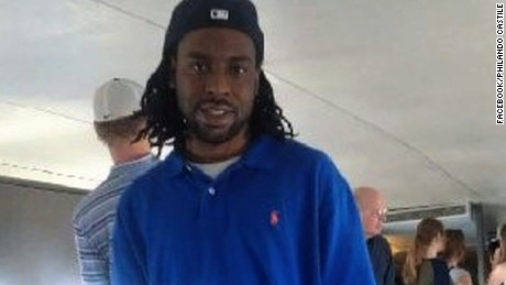 CNN IMAGES  S066592616  S066592623  S066592825    Content Date: 7/7/2016  Headline:  MN/ Philando Castile Shot and Killed During Traffic Stop  Caption:  Authorities say that a man is dead after being shot by police Wednesday evening after being pulled over in a traffic stop.