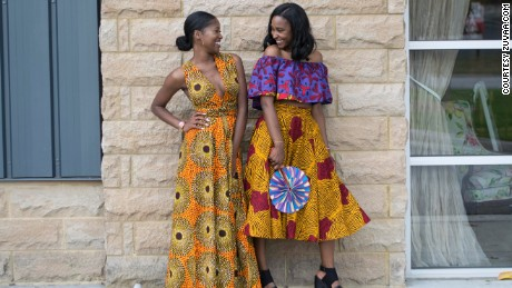 5c2c212937b Zuvaa is an online store selling African-inspired clothing to customers  globally. It was
