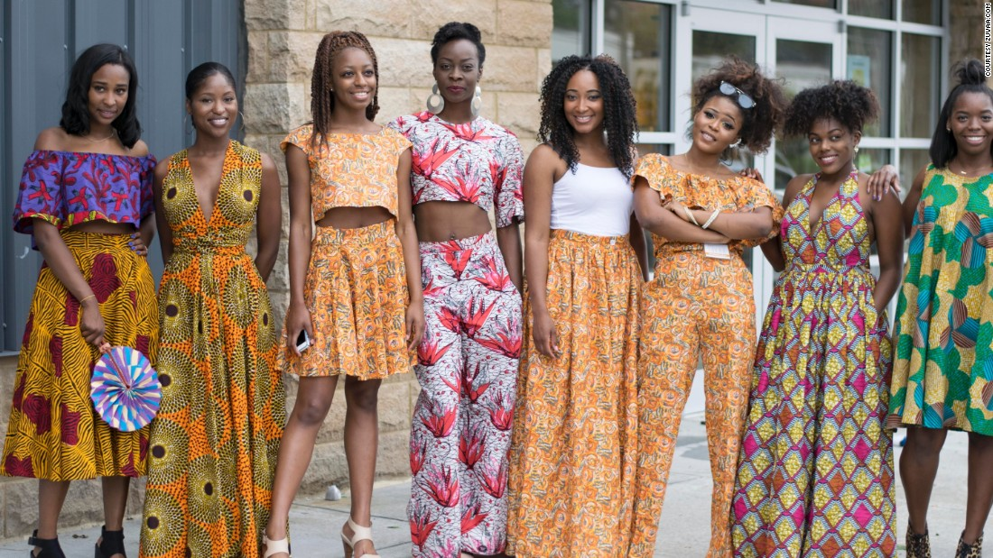 "Social media has played a large role in Zuvaa's success, and Anyadiegwu keeps community at the heart of the business; ""I was really diligent on social media from the beginning. Curating and posting beautiful African inspired images to our Instagram page six to 10 times a day."""