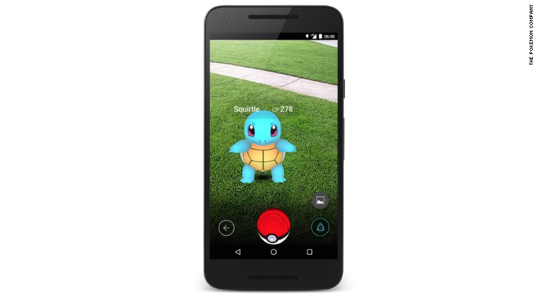 Pokémon GO sparks renewed interest in Nintendo