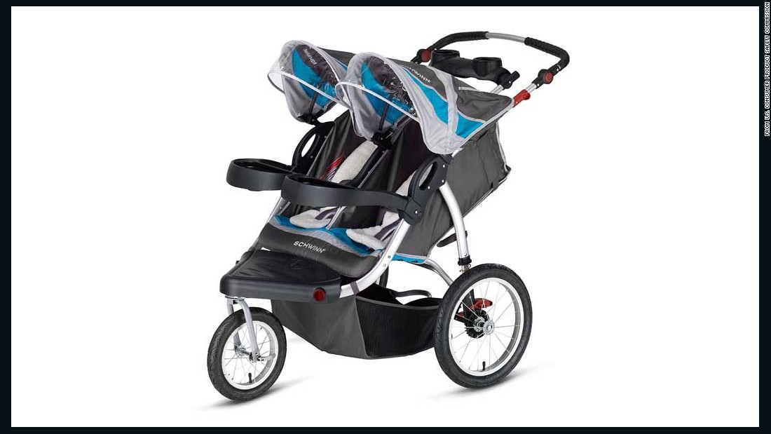 The Schwinn Turismo Double is included in the recall.