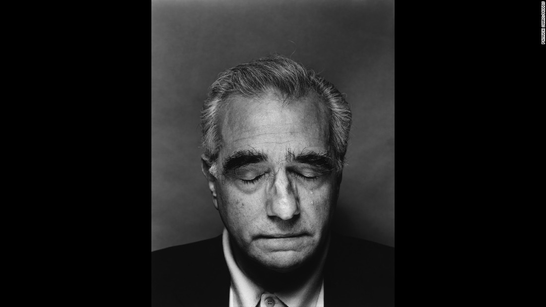 "There was a role reversal in play when Swirc photographed film director Martin Scorsese. ""Scorsese is very attentive to what you say to him; he lets himself relax and be directed,"" Swirc said."