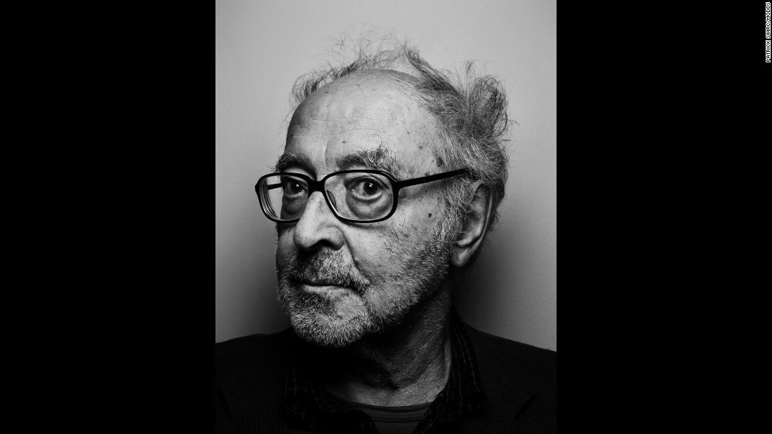 "Director Jean-Luc Godard is known for his radical, complex and philosophical films. ""Godard looks at me without understanding what is happening, and that that is exactly my attitude when I look at his films: I don't understand anything at all,"" Swirc said."