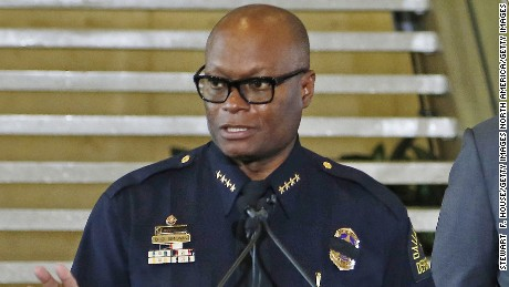 Chief praises officers during shootings