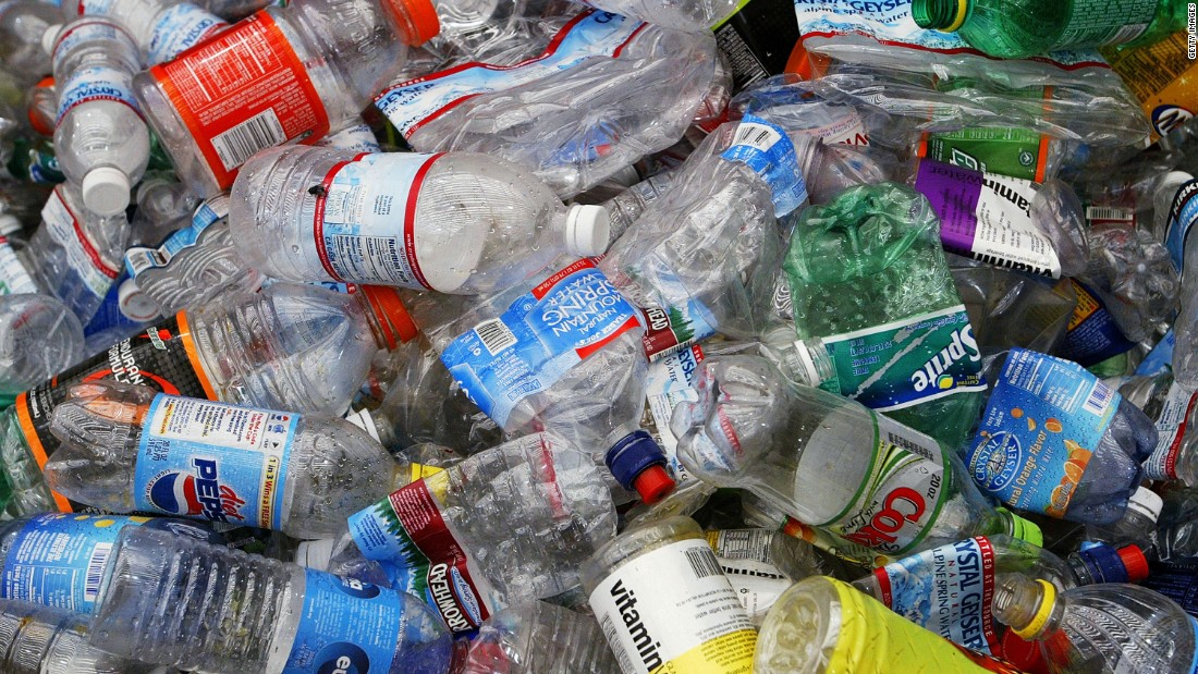 Old plastic bottles could soon be used to make a usable type of fuel similar to diesel.