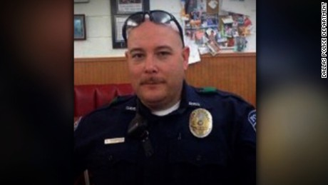 Dallas Shooting Victim Brent Thompson