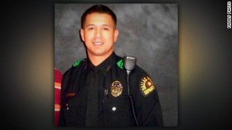 Patrick Zamarripa, one of the officers killed during the Dallas shooting attack