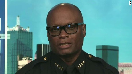 dallas police chief david brown shooter was singing sot sotu_00002401