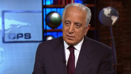 Image result for Zalmay Khalilzad, cnn, photos