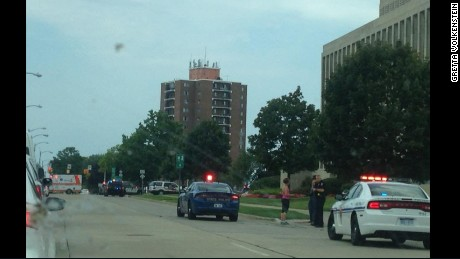 Shooting at Berrien County Courthouse in Michigan
