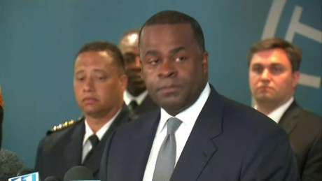 Atlanta mayor: Let's support the police