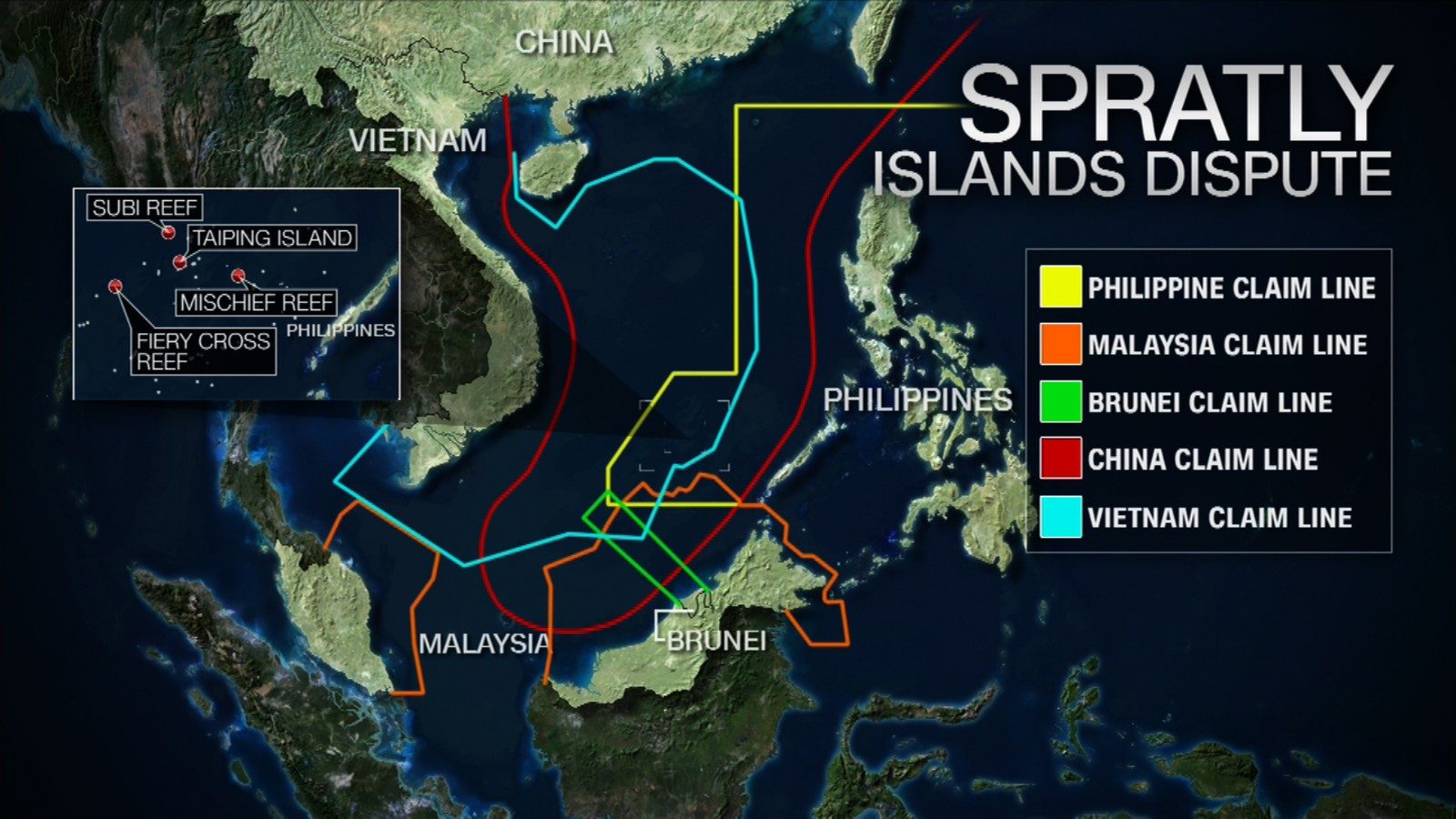 Philippines vs china court to rule on south china sea fight cnn gumiabroncs Images