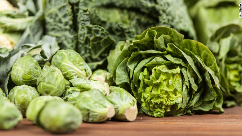 """Leafy vegetables, along with dried beans and peas, are a good food source of folic acid. When pregnant, the <a href=""""https://medlineplus.gov/ency/patientinstructions/000584.htm"""" target=""""_blank"""">National Library of Medicine</a> recommends getting at least two of your daily servings of vegetables from green, leafy veggies."""