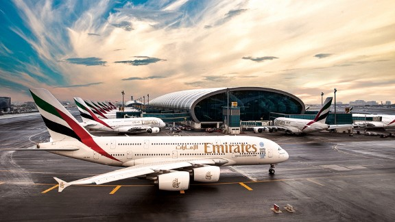 All Emirates airline flights between Dubai and the Tunisian capital were suspended.