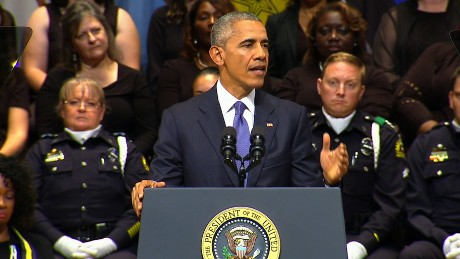 President Obama: We all know racial bias exists