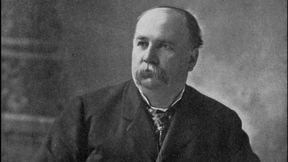 A well-educated schoolteacher ushered into politics by his father-in-law (the mayor of Paterson, New Jersey), Hobart rose swiftly to win a state Senate seat. On the strength of his success in corporate leadership, he was tapped to run on a ticket with William McKinley, whom he'd never met. Hobart's tenure was marked by an expansion of vice-presidential power. He died of heart problems before his term was out.