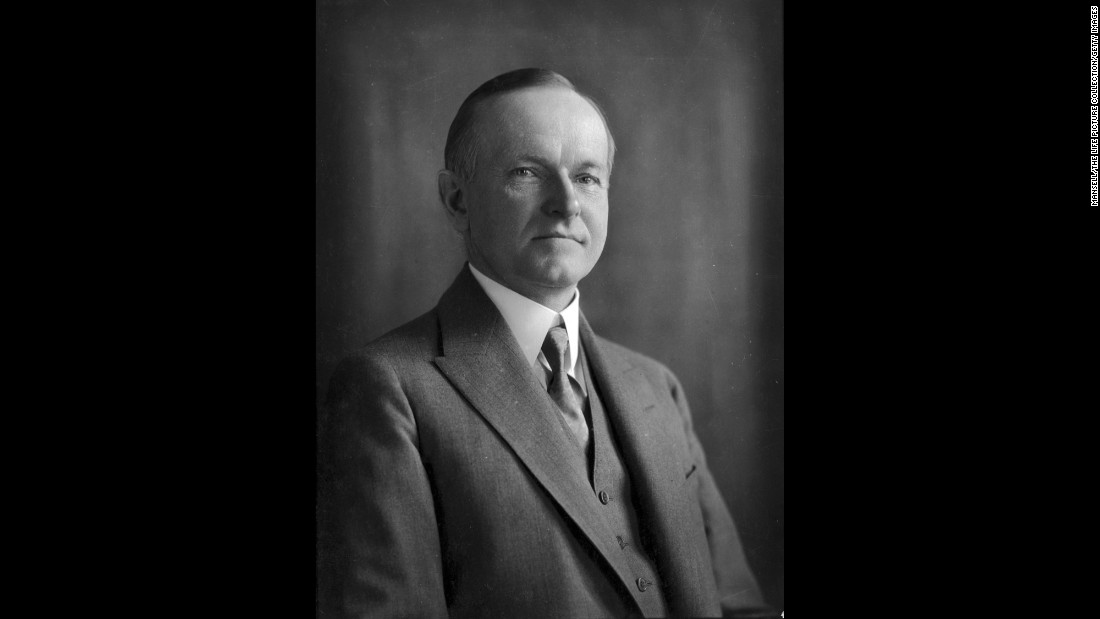 Coolidge reportedly learned of President Warren Harding's death in the middle of the night; was sworn in by his father, a justice of the peace; and went back to bed. His road to the vice presidency started in Massachusetts, where he was a legislator and then governor, drawing the approval of Republicans after he broke a Boston police strike.