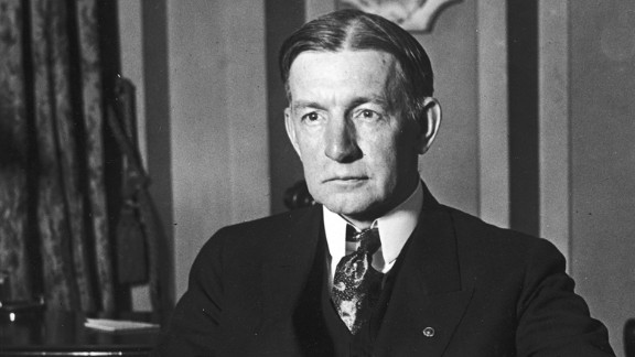 A lawyer and financial whiz, Dawes was put in charge of supply procurement for American troops in Europe during World War I. When called to testify in 1921 before a congressional investigation on war expenditures, he railed so colorfully that his testimony became a Government Printing Office best-seller. Dawes won a Nobel Peace Prize in 1925 for orchestrating a fix to Germany's failing economy. His tenure with President Calvin Coolidge was frosty.