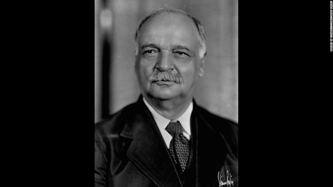 The first vice president of Native American heritage, Curtis served in the House and Senate, where he was Republican whip, instrumental in helping to prevent Woodrow Wilson from entering the United States into the League of Nations. He lost his bid for the presidential nomination to Herbert Hoover, who tapped him as his running mate.