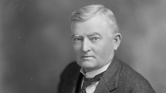 """Garner, known as """"Cactus Jack,"""" was Speaker of the House before becoming Franklin D. Roosevelt's vice president in 1933. He's best known for saying, """"The vice presidency isn't worth a bucket of warm piss."""" He also called the office """"the worst damn fool mistake I ever made."""" When Garner turned 95 on November 22, 1963, he got a call with birthday wishes from President John F. Kennedy -- a few hours before Kennedy's assassination in Dallas."""