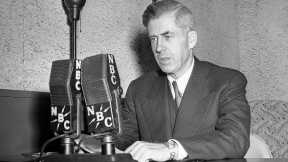 Wallace was Franklin D. Roosevelt's vice president between his stints as agriculture secretary in the 1930s and commerce secretary at the end of World War II. He was a vocal proponent of New Deal liberalism and famously spoke out for civil rights during the Detroit race riot of 1943. In 1944, Wallace became the first sitting vice president to visit the Soviet Union. In part because of his progressive tendencies, Roosevelt transitioned Wallace to be commerce secretary and ran for re-election in 1944 with Harry Truman as his running mate. Wallace later became the editor of The New Republic, in whose pages he opposed Truman's foreign policy as President. In 1948, Wallace ran unsuccessfully for President as the Progressive Party candidate.
