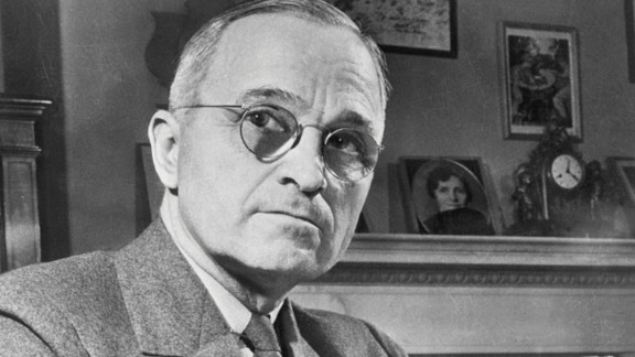 Truman, by some accounts,  beat out Supreme Court Justice William O. Douglas for the vice-president spot in what Roosevelt and his advisers knew would likely be FDR's final term. Truman was vice president for 82 days. He and Roosevelt met alone only twice before the latter's death in April 1945.