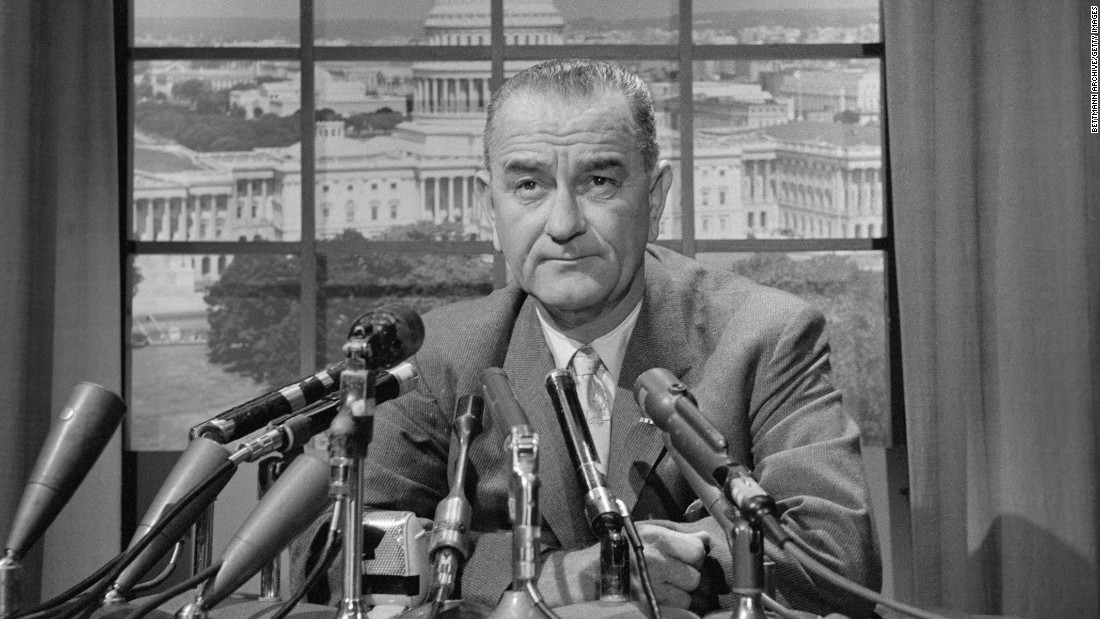 president lyndon johnson and the united states involvement in the war in vietnam President johnson, in this speech delivered at johns hopkins university on april  7, 1965, lists the reasons for escalating the united state's involvement in vietnam   over this war—and all asia—is another reality: the deepening shadow of   papers of the presidents of the united states: lyndon b johnson, 1965, vol.