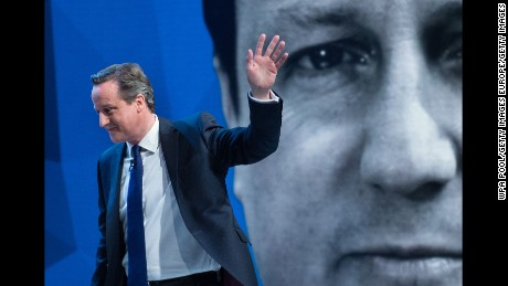 A look back at David Cameron's time as UK Prime Minister