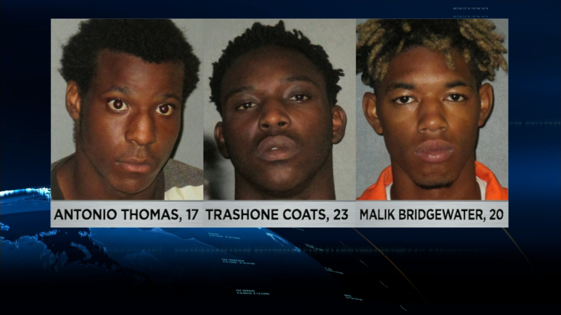 Arrests made in Baton Rouge police shooting plot