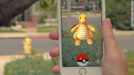8f8d8c86bde8 Pokemon Go alternatives  7 other games to get you moving - CNN
