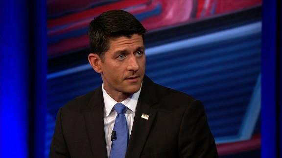 Paul Ryan CNN Town Hall 01