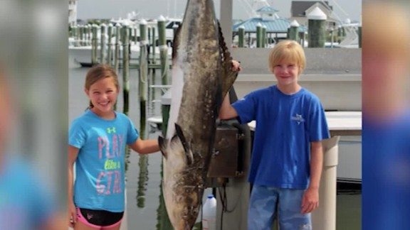 maryland girl catches record breaking fish wmdt pkg duplicate 2 duplicate 2_00001403.jpg