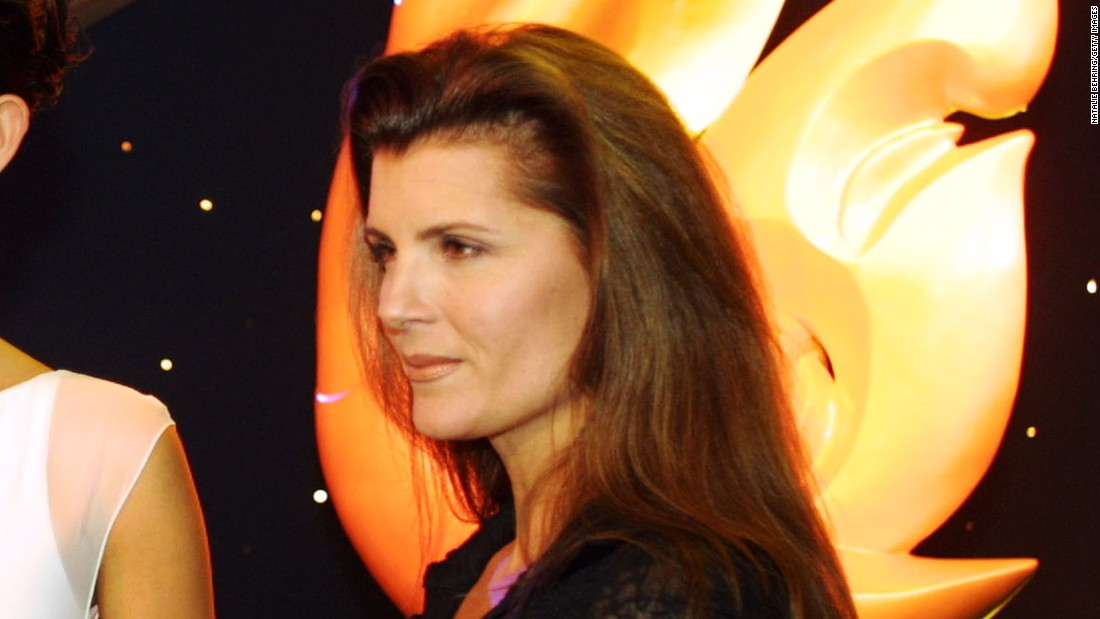 "Actress Kimberlin Brown, who starred in ""The Young and the Restless"" and ""The Bold and the Beautiful"""