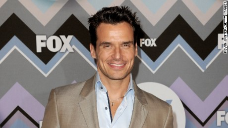 Actor Antonio Sabato Jr. arrives at the FOX All-Star Party at the Langham Huntington Hotel on January 8, 2013 in Pasadena, California.