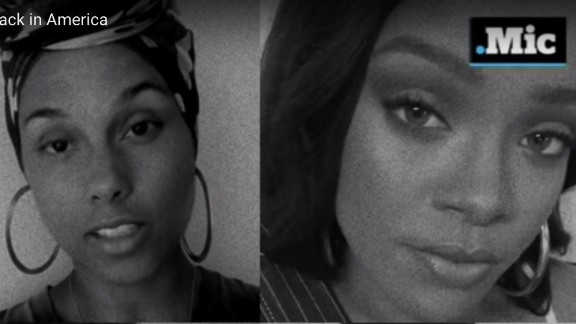 """Celebrities came together to film """"23 Ways You Could Be Killed if You are Black in America."""""""